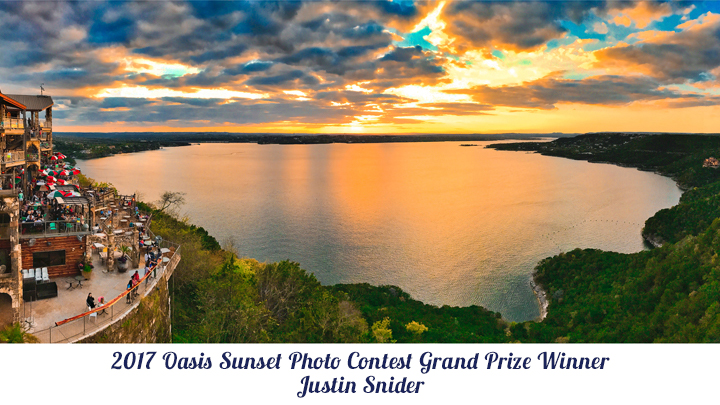 2017 Oasis Sunset Photo Contest Grand Prize Winner Justin Snider